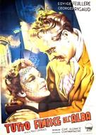 Sans lendemain - Italian Movie Poster (xs thumbnail)