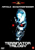The Terminator - Dutch Movie Cover (xs thumbnail)