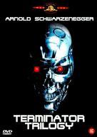 The Terminator - Dutch Movie Cover (xs thumbnail)
