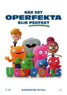 UglyDolls - Swedish Movie Poster (xs thumbnail)