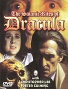 The Satanic Rites of Dracula - DVD movie cover (xs thumbnail)