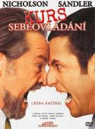 Anger Management - Czech Movie Cover (xs thumbnail)