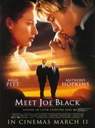 Meet Joe Black - Advance movie poster (xs thumbnail)