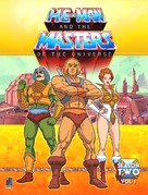 """He-Man and the Masters of the Universe"" - Blu-Ray movie cover (xs thumbnail)"