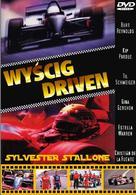 Driven - Polish DVD cover (xs thumbnail)