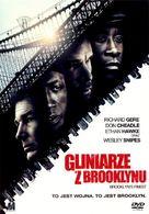 Brooklyn's Finest - Polish DVD cover (xs thumbnail)
