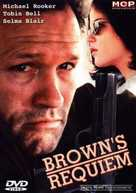 Brown's Requiem - Movie Cover (xs thumbnail)