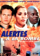 Detonator - French DVD movie cover (xs thumbnail)