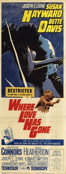 Where Love Has Gone - Movie Poster (xs thumbnail)