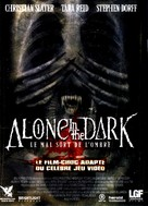 Alone in the Dark - French Movie Cover (xs thumbnail)