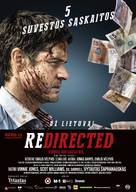 Redirected - Lithuanian Movie Poster (xs thumbnail)