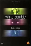 White Zombie - Italian DVD cover (xs thumbnail)