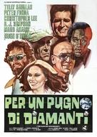 Killer Force - Italian Movie Poster (xs thumbnail)