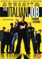 The Italian Job - Dutch Movie Cover (xs thumbnail)