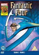 """Fantastic Four"" - British DVD cover (xs thumbnail)"
