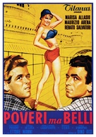 Poveri ma belli - Italian Movie Poster (xs thumbnail)