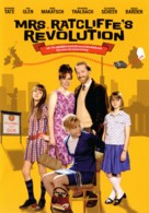 Mrs. Ratcliffe's Revolution - German Movie Poster (xs thumbnail)