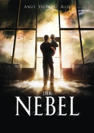 The Mist - German poster (xs thumbnail)