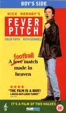 Fever Pitch - British VHS cover (xs thumbnail)