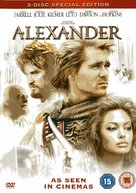 Alexander - British DVD movie cover (xs thumbnail)