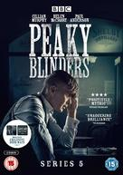 """Peaky Blinders"" - British Movie Cover (xs thumbnail)"