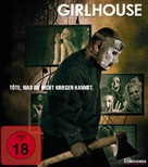 Girlhouse - German Movie Cover (xs thumbnail)