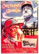 Paths of Glory - Italian Movie Poster (xs thumbnail)