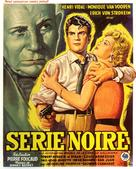 Série noire - French Movie Poster (xs thumbnail)