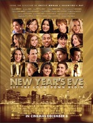 New Year's Eve - New Zealand Movie Poster (xs thumbnail)