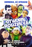 Happy Family - Polish Movie Poster (xs thumbnail)