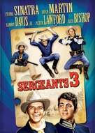 Sergeants 3 - DVD movie cover (xs thumbnail)