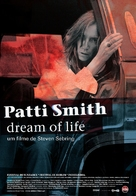 Patti Smith: Dream of Life - Portuguese Movie Poster (xs thumbnail)