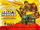 Kelly's Heroes - British Movie Poster (xs thumbnail)
