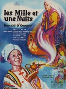 Le meraviglie di Aladino - French Movie Poster (xs thumbnail)