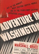 Adventure in Washington - poster (xs thumbnail)