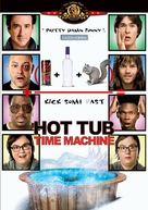 Hot Tub Time Machine - DVD cover (xs thumbnail)
