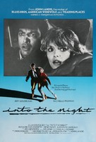 Into the Night - Movie Poster (xs thumbnail)