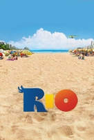 Rio - German Movie Poster (xs thumbnail)