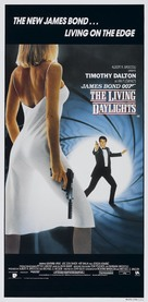 The Living Daylights - Australian Movie Poster (xs thumbnail)