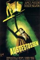Odd Man Out - German Movie Poster (xs thumbnail)