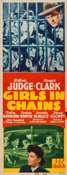 Girls in Chains - Movie Poster (xs thumbnail)