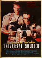 Universal Soldier - Pakistani Movie Poster (xs thumbnail)