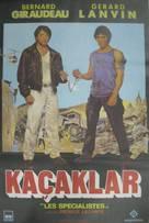 Spécialistes, Les - Turkish Movie Poster (xs thumbnail)
