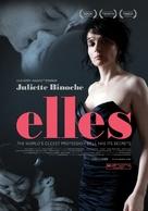 Elles - Movie Poster (xs thumbnail)