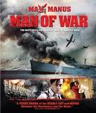 Max Manus - Blu-Ray cover (xs thumbnail)