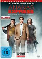 Pineapple Express - German Movie Cover (xs thumbnail)