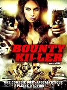 Bounty Killer - French DVD movie cover (xs thumbnail)
