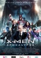 X-Men: Apocalypse - Slovak Movie Poster (xs thumbnail)