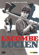 Lacombe Lucien - German DVD cover (xs thumbnail)