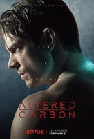 """""""Altered Carbon"""" - Movie Poster (xs thumbnail)"""